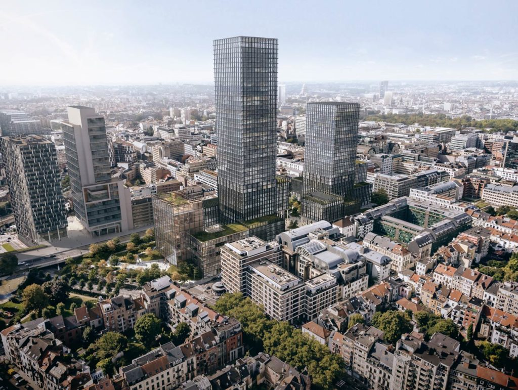 Prosta Tower - Kuryłowicz & Associates